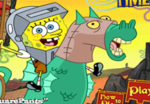 Bob Sponja and Dragons