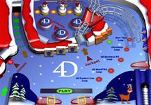 Pinball Navidad