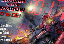 Zombies in the Shadow: 20 to Die!