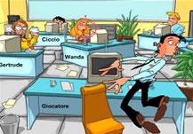 Guerra en la oficina