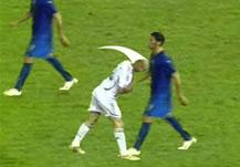 El juego de Zidane