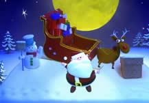Ayuda a Santa Claus