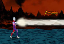 Hero Ultraman Tiga