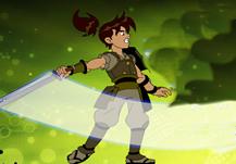Ben 10 Ninja Spirit