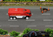 Air Raiders camion de rescate