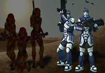 Elite Forces Clones