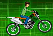 Ben 10 Motocross 2