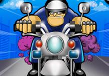 Bike Cop Adventures