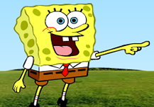 Spongebob Super Archer