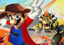 Mario Egypt Adventure