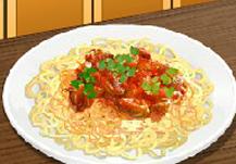 Cocinar Espagueti a la Bolognesa