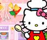 Hello Kitty Cut Fruit