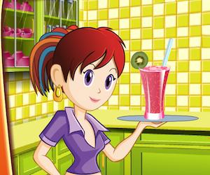 Cocina con Sara: Batido de frutas