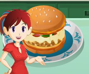 Cocina con Sara : Hamburguesas de pizza