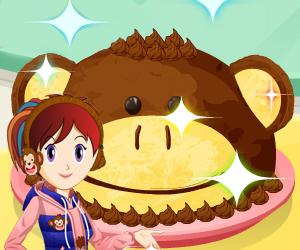 Cocinar con Sara: Pastel de Mono