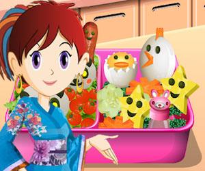 Cocina con Sara: bandeja de bento
