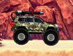 Military Combat truck