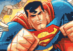 Superman Jigsaw