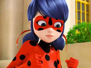 Ladybug Hidden Hearts
